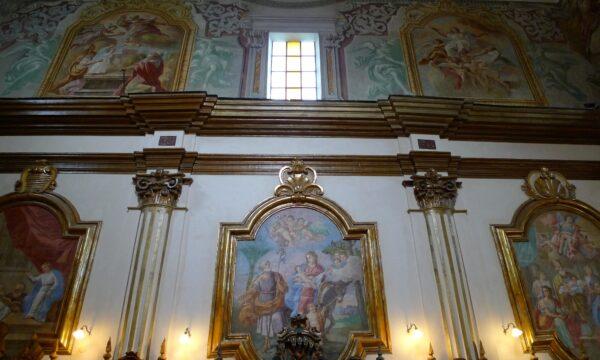 Faicchio (BN) – Chiesa dei Sette Dolori
