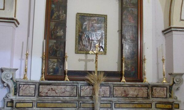 Forchia (BN) – chiesa di San Nicola