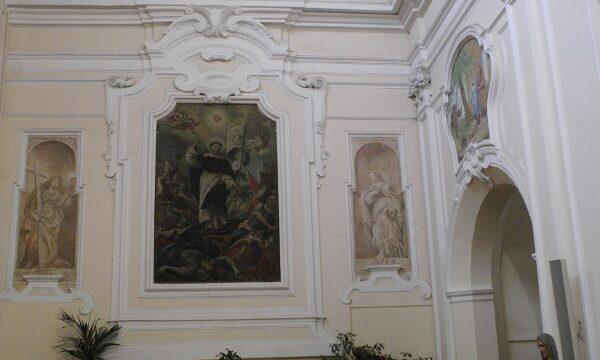 Durazzano (BN) – Chiesa dell'Annunziata